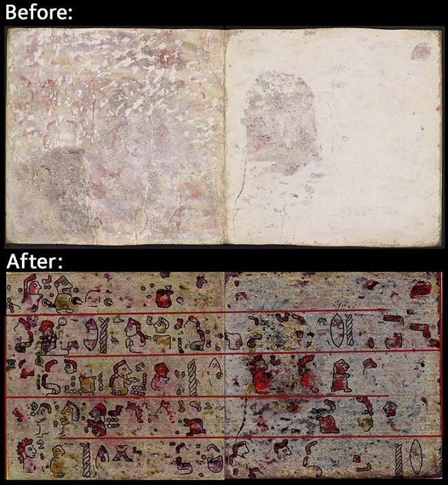 Trang 10 và 11 của Cổ bản Selden.