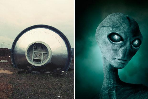 Chính phủ Mỹ đang dấu cả thế giới về sự tồn tại của người ngoài hành tinh?