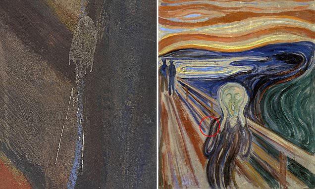 """Bức tranh """"Tiếng hét"""" - The Scream của danh hoạ Edvard Munch."""