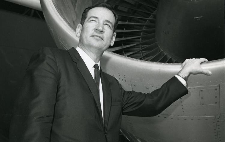 Joe Sutter cùng các kỹ sư và công nhân Boeing đã biến Boeing 747 từ ý tưởng trở thành thực tế trong thời gian kỷ lục.