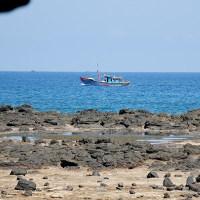 Phát hiện nhiều miệng núi lửa cổ dưới đáy biển Lý Sơn