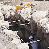 Đường hầm bí mật 2300 năm tuổi ở Thổ Nhĩ Kỳ