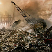 Chùm ảnh khó quên về vụ tấn công khủng bố 11/9