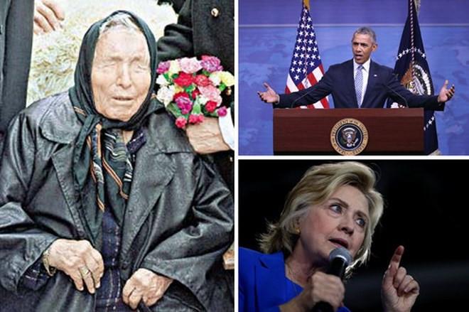 Bà Vanga đã từng tiên tri về Tổng thống Mỹ.