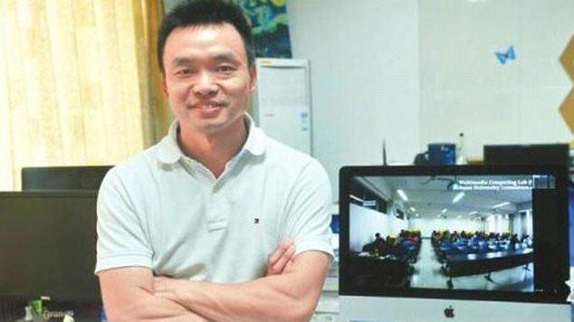 Thầy Xiaoyong tuyên bố công nghệ nhận diện khuôn mặt có thể được ứng dụng trong nhiều lĩnh vực khác nhau.