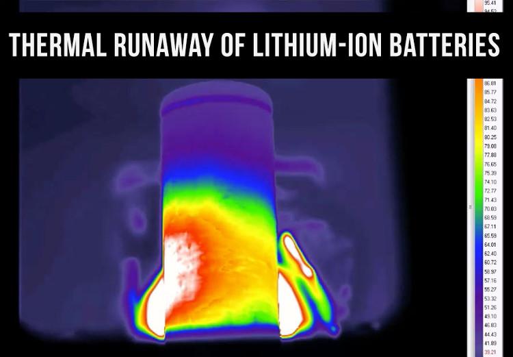 Nhiệt độ từ lâu là kẻ thù của pin Lithium.