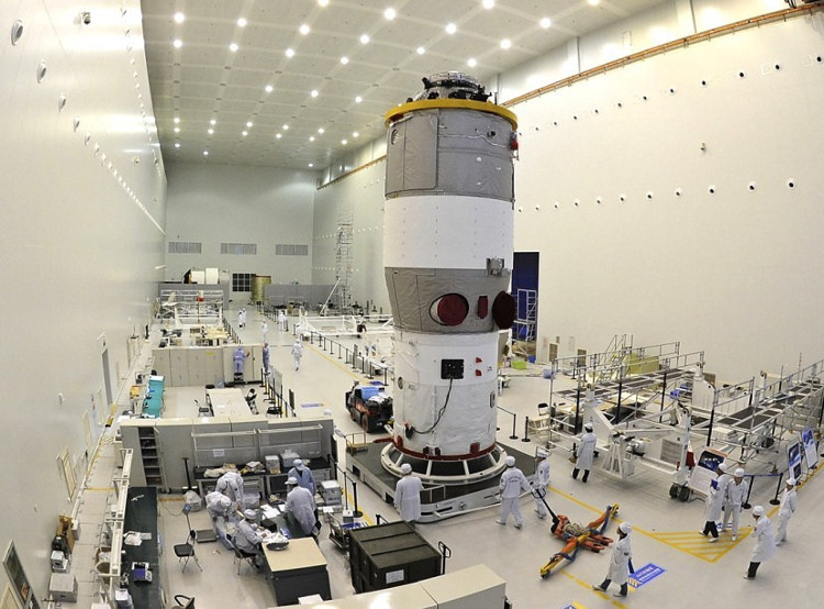 Thiên Cung-2 đã được phóng lên quỹ đạo.