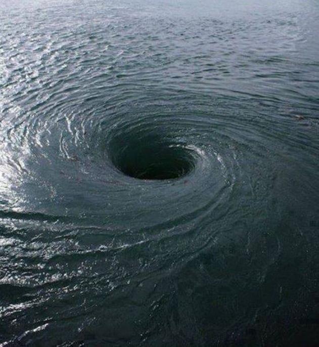 Dòng hải lưu cực mạnh có thể cuốn trôi mọi tàn tích trong thời gian ngắn
