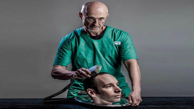 Bác sĩ Sergio Canavero dự định thực hiện phẫu thuật ghép đầu vào năm sau.