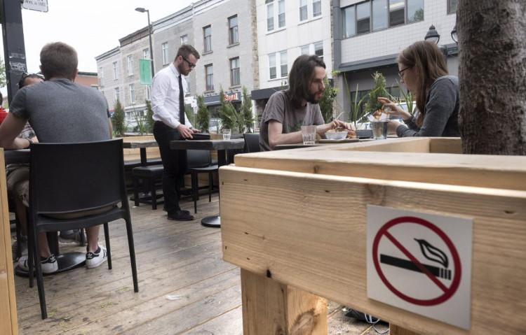 """Đối với vấn đề thuốc lá, chúng ta đã tạo ra được cả một văn hóa """"no smoking""""."""