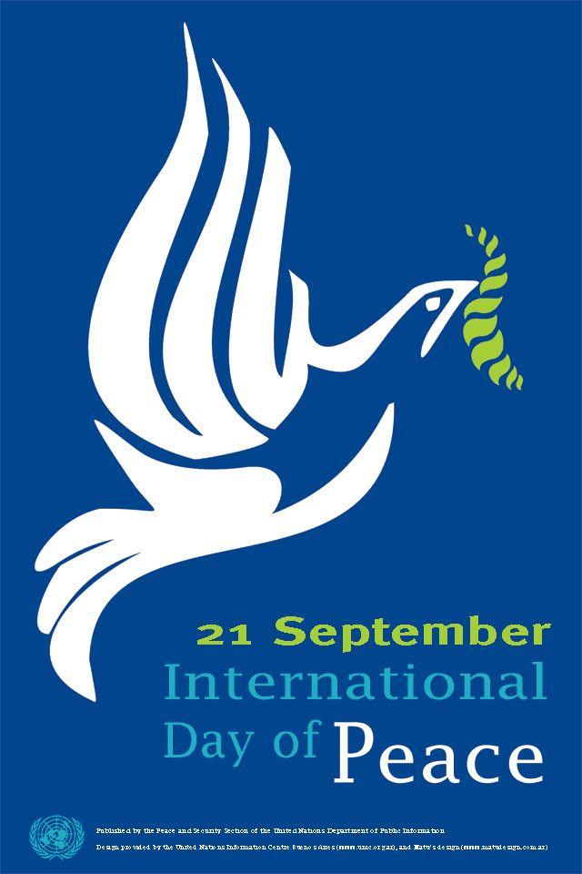 Được sống trong hòa bình là khát vọng của toàn nhân loại.