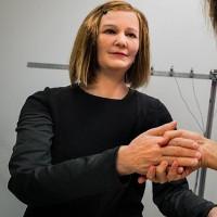 Robot trợ lý Nadine giống hệt con người