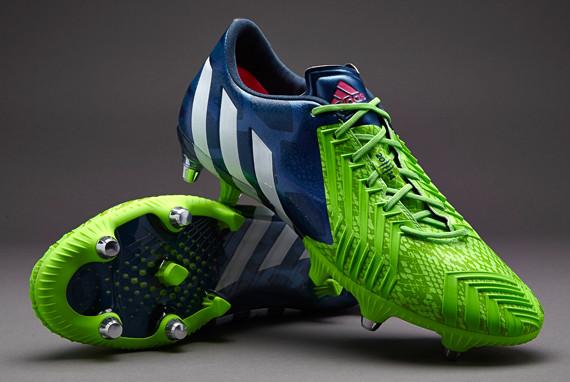 Mẫu giày đá bóng Predator của hãng Adidas.