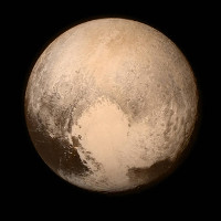 Tiết lộ bí mật về hình trái tim khổng lồ trên sao Diêm Vương