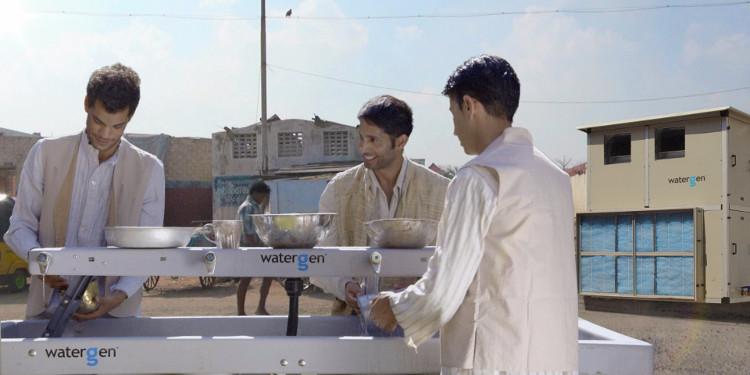 Water-Gen đang thử nghiệm các cỗ máy của họ ở các thành phố như Mumbai, Thượng Hải và Mexico City.