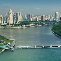 Singapore chống ngập bằng cách giữ lại từng giọt nước để xài