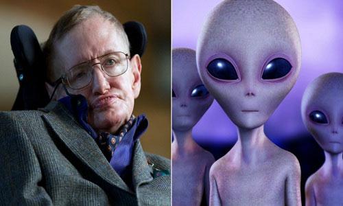 Stephen Hawking tỏ ra thận trọng trước việc phản hồi tín hiệu của người ngoài hành tinh.