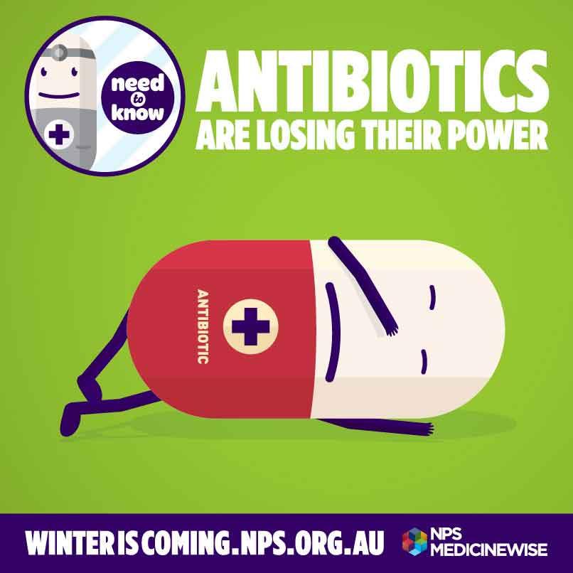 Cơn ác mộng về kháng kháng sinh đã thực sự bắt đầu.