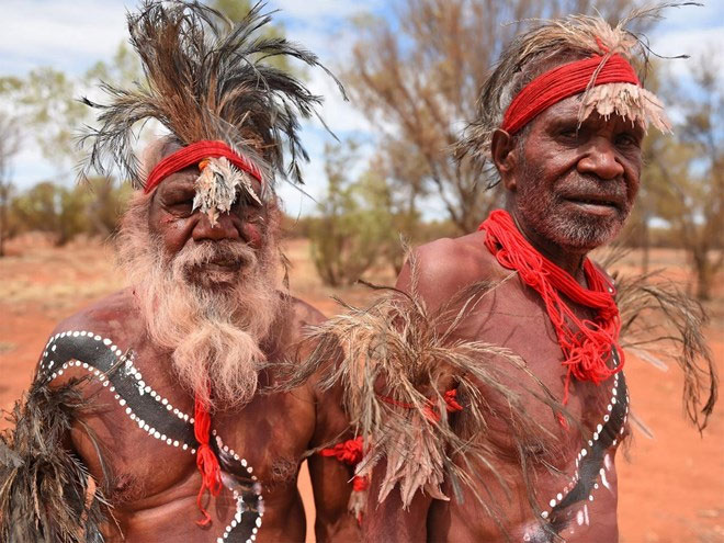 Thổ dân Australia.