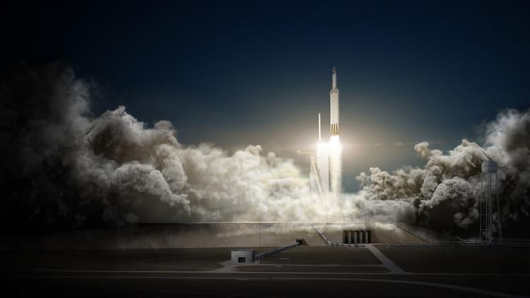 Tên lửa hạng nặng Falcon Heavy sẽ thực hiện chuyến bay đầu tiên vào năm tới,