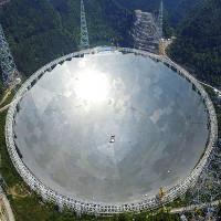 Kính thiên văn lớn nhất thế giới thực hiện sứ mệnh lịch sử