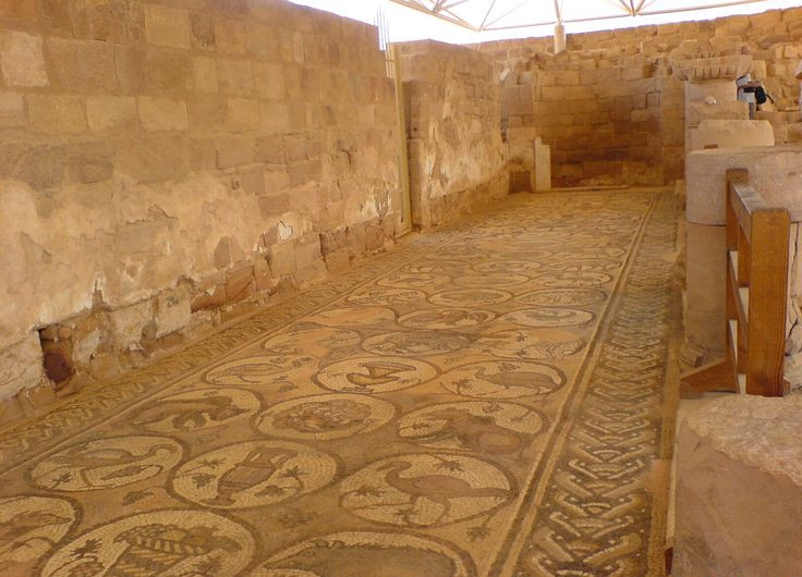 Di tích ở Petra.