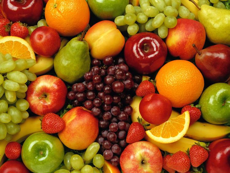 Hãy ăn nhiều trái cây để cảm thấy hạnh phúc.