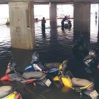 Sự thật mà xe của bạn sẽ phải đối mặt khi bị ngập trong nước quá lâu