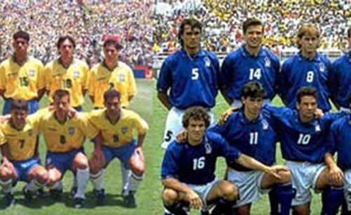 Brazil - Italia đã khiến lời tiên đoán của Vanga mất đi một nửa tính chính xác.