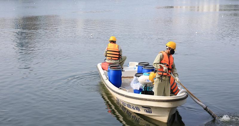 Thông số thủy lý hóa không vượt ngưỡng cho phép để các loài sinh vật thủy sinh sinh trưởng và phát triển.