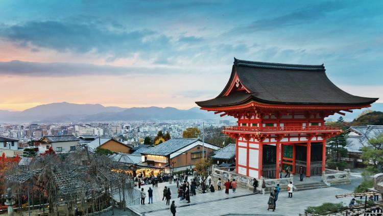 Người Nhật có một chế độ ăn uống lành mạnh nên có tuổi thọ cao.