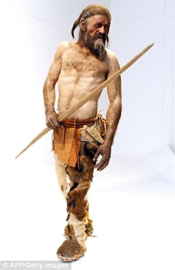Người băng Otzi hơn 5.000 năm tuổi có thể bị giết do mâu thuẫn cá nhân.