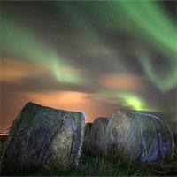 Iceland tắt đèn thủ đô để chứng kiến cảnh tượng kỳ thú