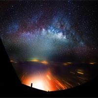 Những khoảnh khắc tuyệt đẹp và vô cùng kỳ ảo, rực rỡ của bầu trời