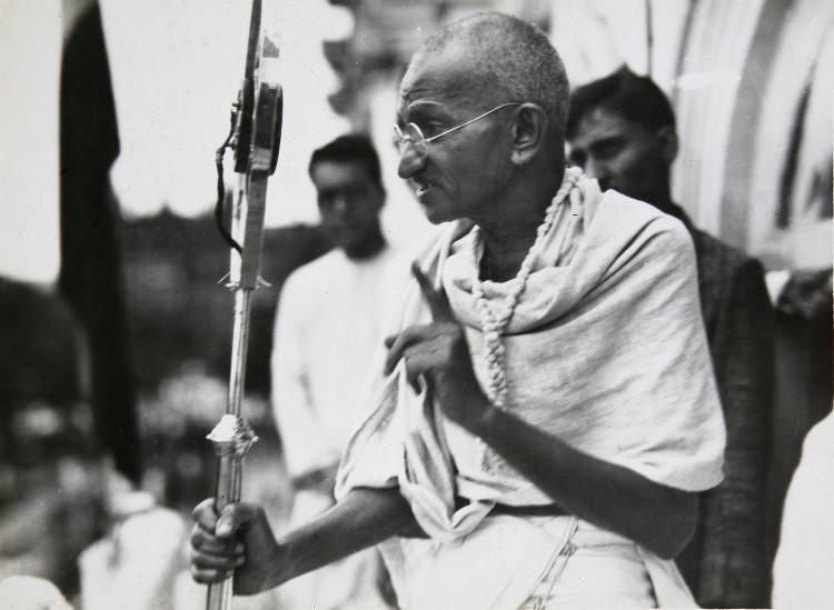 Mahatma Gandhi từng được đề cử Nobel hòa bình nhưng chưa bao giờ thắng giải.