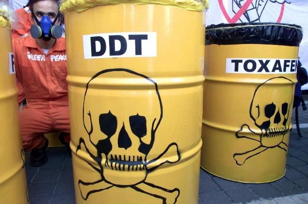 DDT, hợp chất có hai mặt lợi hại, đã giúp nhà khoa học Thụy Sĩ Paul Mueller doạt giải Nobel năm 1948.