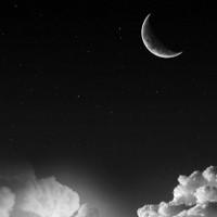 Giải thích hiện tượng Trăng đen