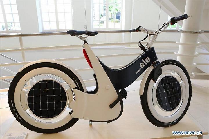 """Ngắm những chiếc """"xe đạp đến từ tương lai"""""""