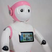 "Trung Quốc chế ""robot giữ trẻ"""