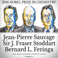 Giải Nobel Hóa học 2016 lại về tay bộ ba