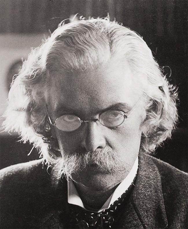 Nhà toán học người Thụy Điển Gosta Mittag-Leffler.