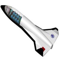 Trung Quốc thiết kế máy bay đưa hành khách tham quan vũ trụ
