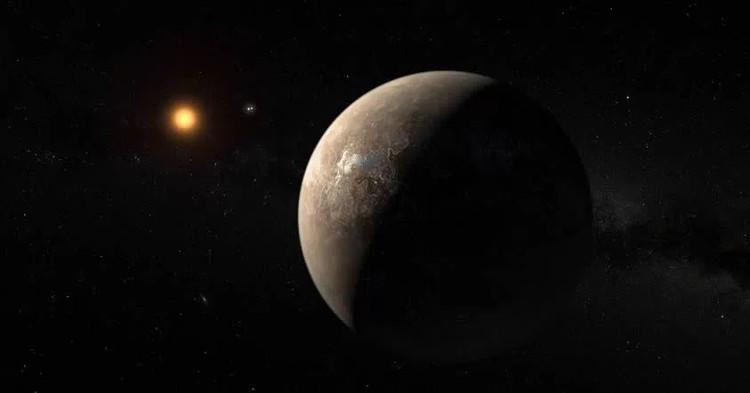 Proxima b có thể được bao phủ bởi một đại dương duy nhất có độ sâu 200km.