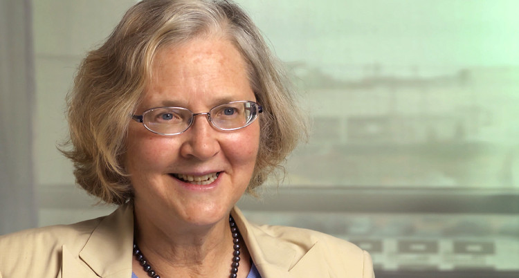 Elizabeth Blackburn.