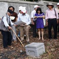 Đào hố tìm lăng mộ vua Quang Trung sau hơn 200 năm