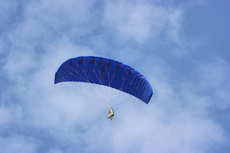 Scotland built kite power plant