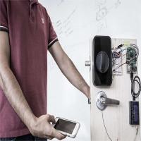 Gửi mật khẩu trực tiếp qua cơ thể thay vì dùng Wi-Fi