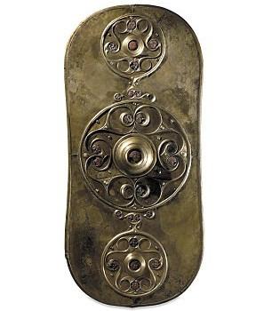 Hiện vật thuộc văn hóa của người Celtic được trưng bày tại Bảo tàng Anh