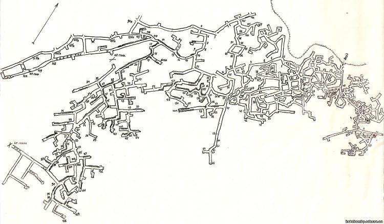 Mê cung khổng lồ dưới lòng thành phố Odessa có chiều dài khoảng 2.500km.