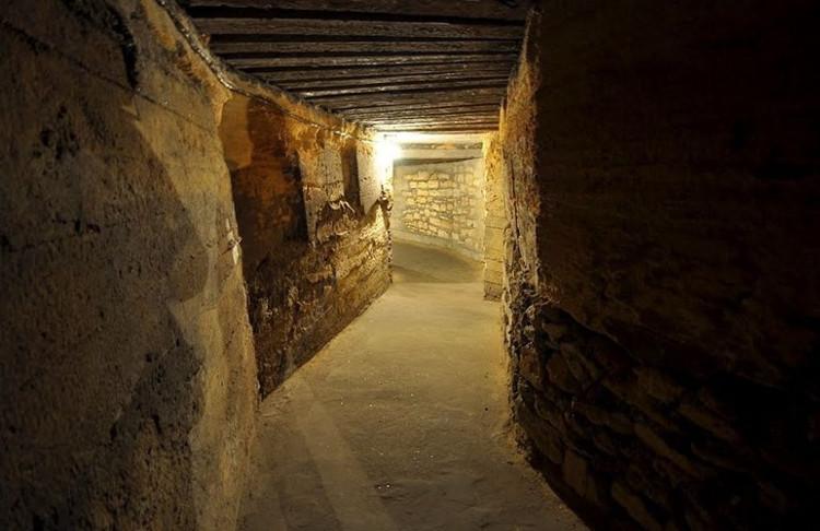 Hầm mộ mê cung Odessa có lịch sử lâu đời nhiều gấp 5 lần so với hầm mộ Paris.